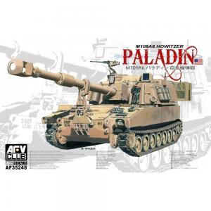 M109A6 Paladin · AF AF35248 ·  AFV-Club · 1:35