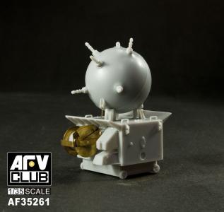 Germany EMC type II mines · AF AF35261 ·  AFV-Club · 1:35