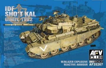IDF SHO´T Kal GIMEL 1982 · AF AF35267 ·  AFV-Club · 1:35