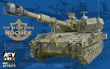 IDF M109A1 ROCHEV · AF AF35272 ·  AFV-Club · 1:35