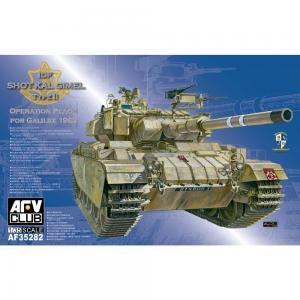 IDF Sho´t Kal Dalet Type II (Operation Peace for Galilee 1982) · AF AF35282 ·  AFV-Club · 1:35
