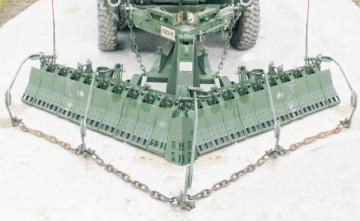 Chain & spring Hanger for M1132 Stryker · AF AG3524 ·  AFV-Club · 1:35