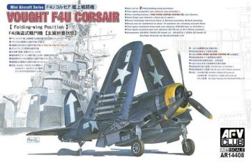 F4U CORSAIR (Folding-wing Position) · AF AR14408 ·  AFV-Club · 1:144