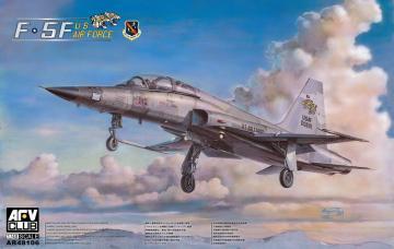 Northrop F-5F Tiger II · AF AR48106 ·  AFV-Club · 1:48