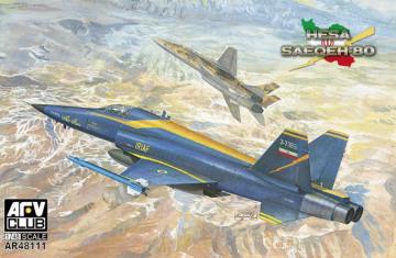 IRAN Saeqeh-80 · AF AR48111 ·  AFV-Club · 1:48