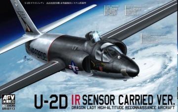 U-2D IR Sensor carried version · AF AR48113 ·  AFV-Club · 1:48
