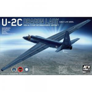 U2 C Dragon Lady · AF AR48114 ·  AFV-Club · 1:48