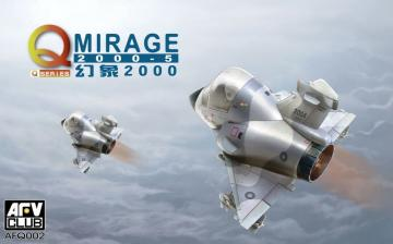 Q-Mirage 2000 · AF Q002 ·  AFV-Club