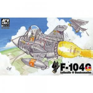 F-104 Q-series (Version West Germany) · AF QS06 ·  AFV-Club