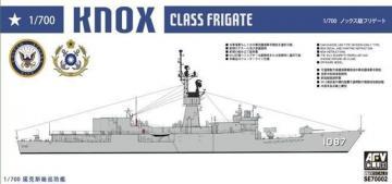 Knox Class Frigates · AF SE70002 ·  AFV-Club · 1:700