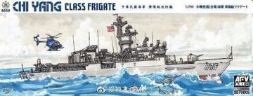 ROCN Chi Yang Class Frigate · AF SE70005 ·  AFV-Club · 1:700