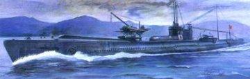 IJA I-19 submarine · AF SE73506 ·  AFV-Club · 1:350