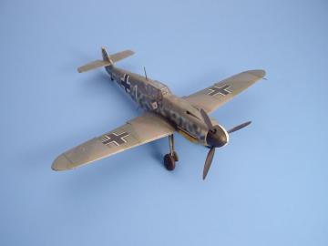 Messerschmitt Bf 109 F-2/F-4 · AIR 2002 ·  Aires · 1:32