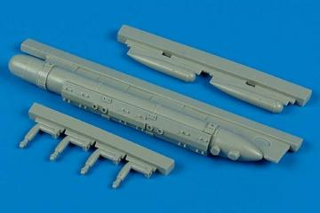 AN/ALQ-188 Electronic Attack Training Pod [Tamiya] · AIR 2047 ·  Aires · 1:32