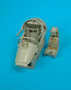A-7E Corsair II late - Cockpit Set [Trumpeter] · AIR 2054 ·  Aires · 1:32