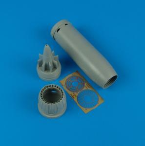 F-100D Super Sabre - Exhaust nozzle [Trumpeter] · AIR 2093 ·  Aires · 1:32