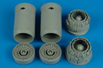 Panavia Tornado - Exhaust nozzles [Revell] · AIR 2124 ·  Aires · 1:32