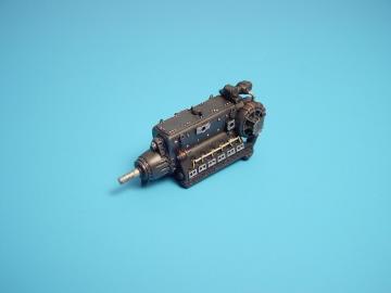 Daimler Benz DB-603 - Engine · AIR 4004 ·  Aires · 1:48