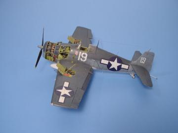 F6F-5 Hellcat - - Detail set · AIR 4012 ·  Aires · 1:48