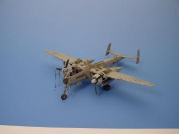 Heinkel He 219 A-7 UHU - Detail set [Tamiya] · AIR 4042 ·  Aires · 1:48