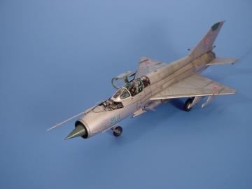Mig-21 MF - Detail set [Academy] · AIR 4062 ·  Aires · 1:48