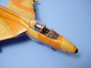 Hawker Hunter FGA.9 - Detail set · AIR 4130 ·  Aires · 1:48
