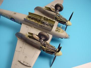 Mosquito FB Mk.VI - Bomb bay [Tamiya] · AIR 4152 ·  Aires · 1:48