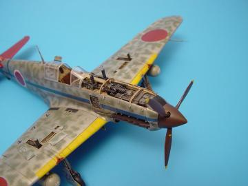 Ki-61 I Hien - Cockpit Set, Engine, Armament · AIR 4162 ·  Aires · 1:48