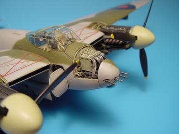 Mosquito FB Mk.VI - Gun bay · AIR 4177 ·  Aires · 1:48