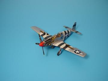 P-51B/C Mustang · AIR 4192 ·  Aires · 1:48