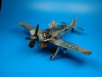 Focke-Wulf Fw 190 A-3 · AIR 4215 ·  Aires · 1:48