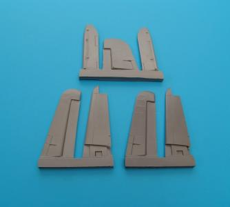 F4U-1 Corsair - Control surfaces [Tamiya] · AIR 4253 ·  Aires · 1:48