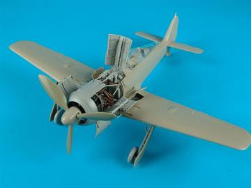 Focke-Wulf Fw 190 A-8 - Engine set [Eduard] · AIR 4315 ·  Aires · 1:48