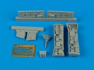 A-7D Corsair II - Electronic Bay [Hasegawa] · AIR 4350 ·  Aires · 1:48