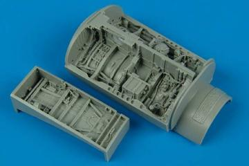 F-16C/D Falcon - Wheel bays [Kinetic] · AIR 4439 ·  Aires · 1:48