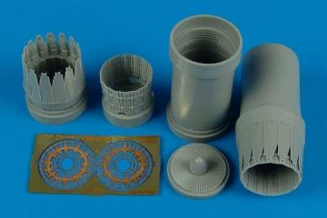 F-15l Ra´am - Exhaust nozzles [Revell] · AIR 4496 ·  Aires · 1:48