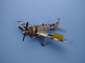 P-47 D Thunderbolt - Detail set · AIR 7039 ·  Aires · 1:72