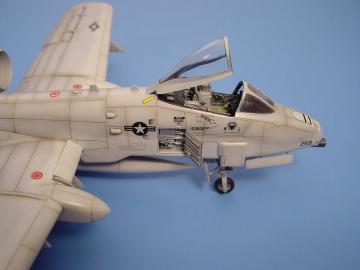 A-10A Thunderbolt II - Detail set [Italeri] · AIR 7090 ·  Aires · 1:72
