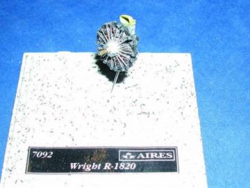 Wright R-1820 Cyclone · AIR 7092 ·  Aires · 1:72