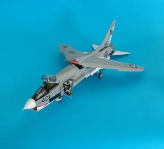 F-8E/H Crusader - Detail Set [Academy] · AIR 7150 ·  Aires · 1:72