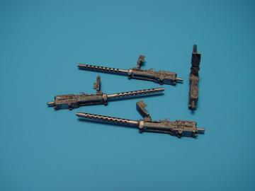 Browning 50cal - Wing guns · AIR 2013 ·  Aires Hobby Models · 1:32