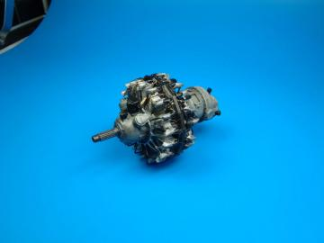 Pratt & Whitney P&W R2800 frühe Ausf./ early version · AIR 2034 ·  Aires Hobby Models · 1:32
