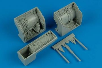 MiG-23 Flogger - Wheel bay [Trumpeter] · AIR 2133 ·  Aires Hobby Models · 1:32