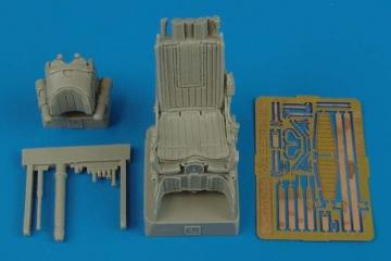 K-36L - Ejection seat for Su-25K · AIR 2145 ·  Aires Hobby Models · 1:32
