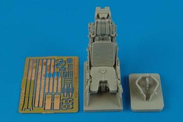 M.B. Mk 16A - Ejection seat for EF 2000A · AIR 2152 ·  Aires Hobby Models · 1:32