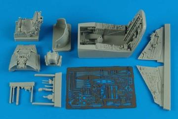 Su 25K Frogfoot A - Cockpit set [Trumpeter] · AIR 2154 ·  Aires Hobby Models · 1:32