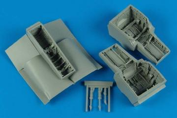 EF 2000A Typhoon - Wheel bay [Revell] · AIR 2162 ·  Aires Hobby Models · 1:32