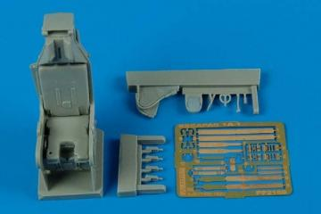 ESCAPAC 1A-1 A-4/A-7 - Ejection seat · AIR 2169 ·  Aires Hobby Models · 1:32