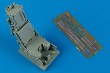 SJU-17 - Ejection seat for F-18E · AIR 2173 ·  Aires Hobby Models · 1:32