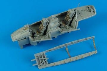 F-14D Super Tomcat - Cockpit set [Trumpeter] · AIR 2174 ·  Aires Hobby Models · 1:32